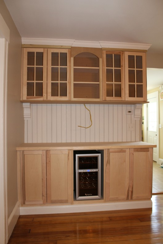 Image of Dining Room Cabinets