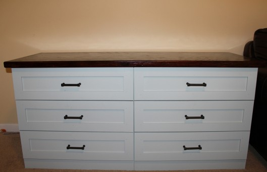 Image of Cabinet with drawers