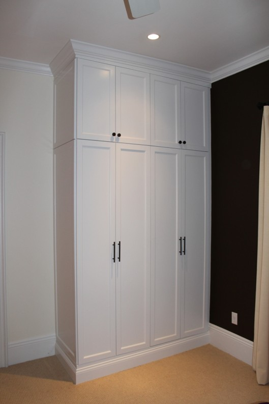 Image of Bedroom Closet Built In