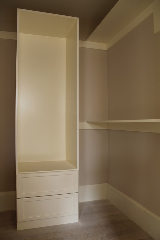 Image of 2 drawer closet unit
