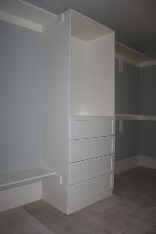 Image of Master Bedroom Closet