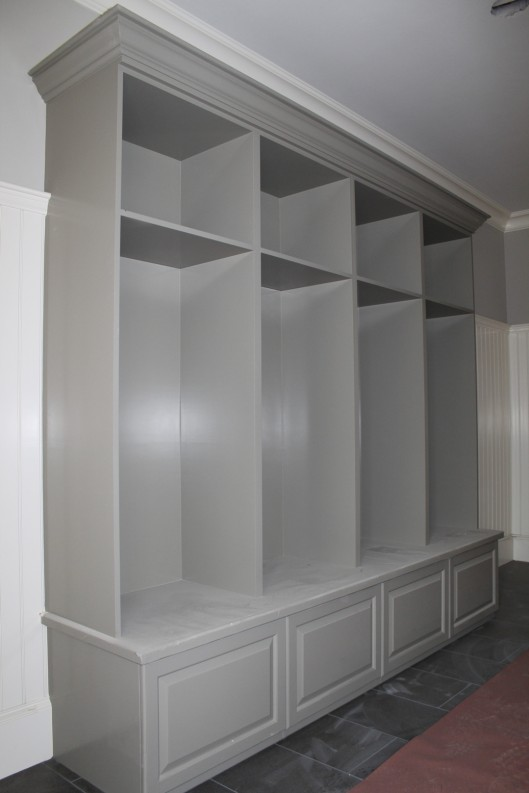 Image of Mudroom Locker with drawers
