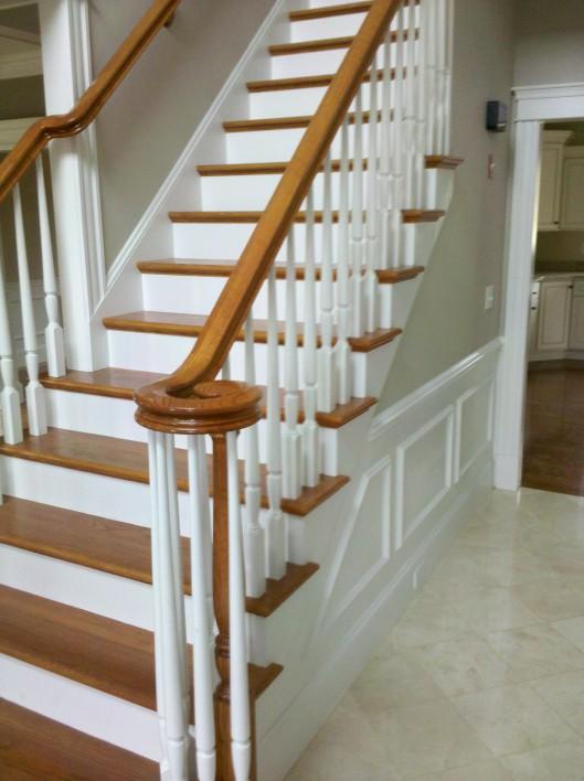 Image of Stairway volute