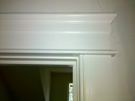 Door Casing Pediment Custom Home Finish