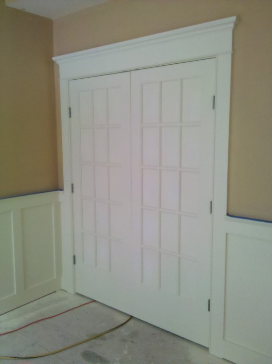 Image of 15 lite double door