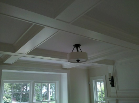 Image of Coffered Ceiling