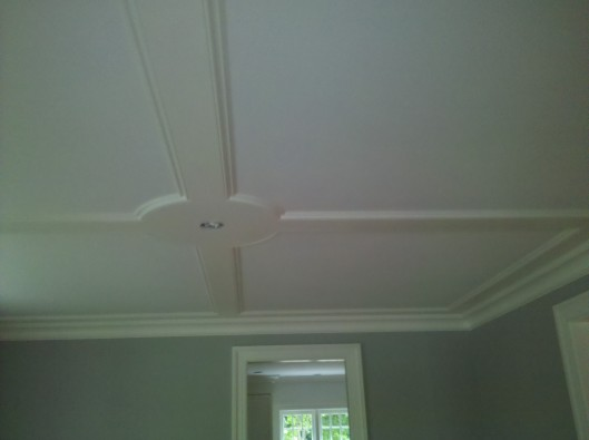 Image of Recessed Panel Ceiling