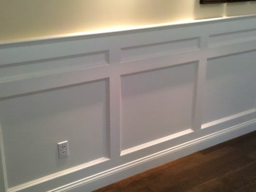 Image of Double Recessed Panel