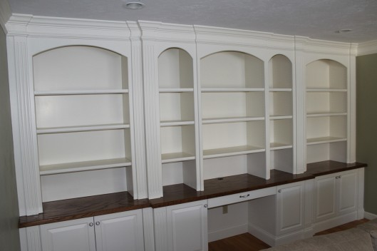 Image of Study Built Ins