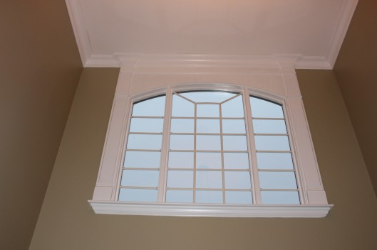 Image of Upper Foyer Window