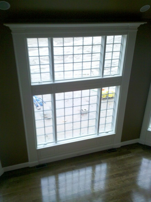 Image of family room window