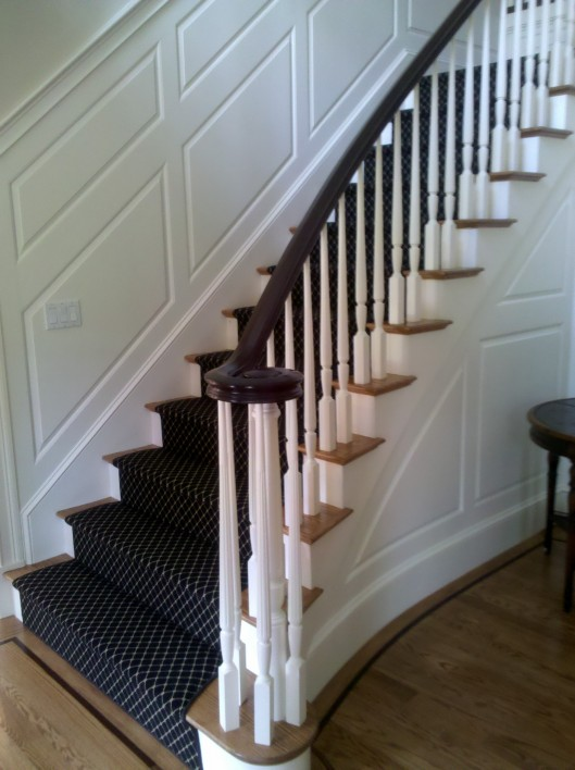 Exceptional Image Of Stair With Volute