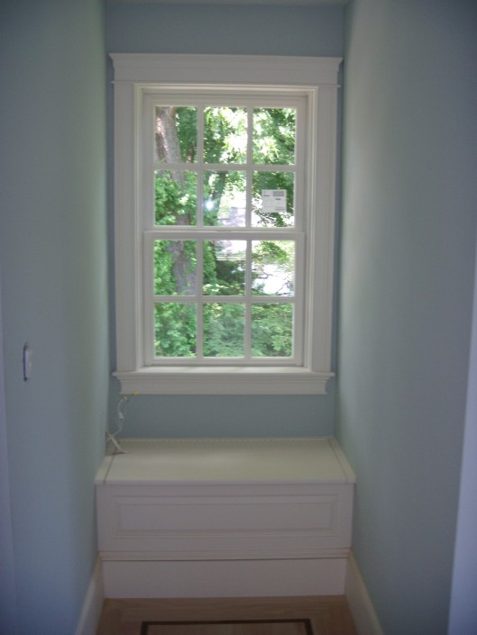 Image of window seat