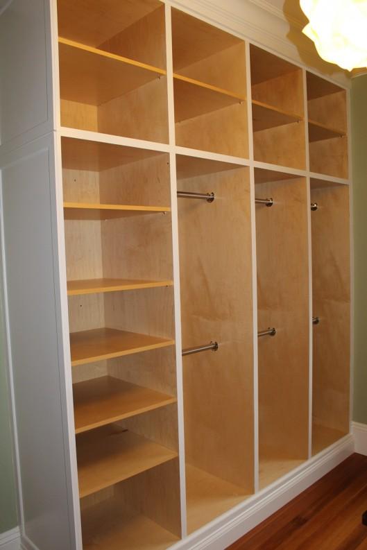 Image of Custom Closet Organizer