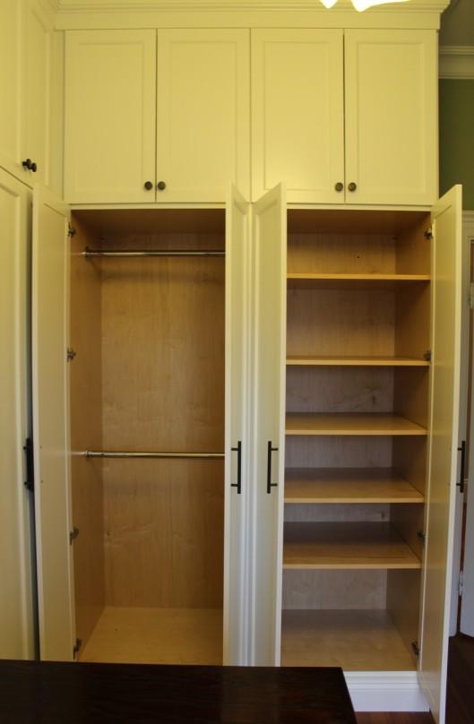 Image of Closet Built Ins Pole & Shelving