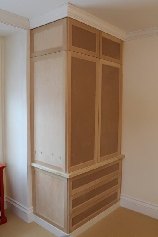 Image of Closet Built In