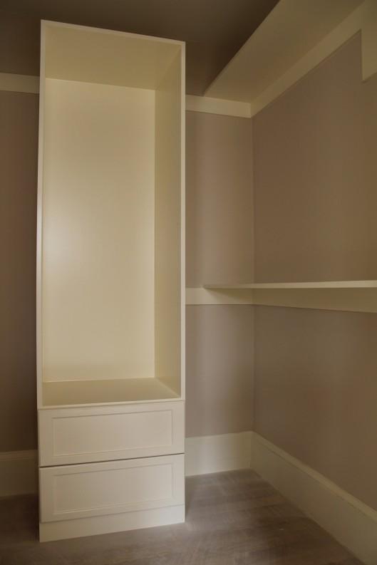 Image of 2 drawer closet unit