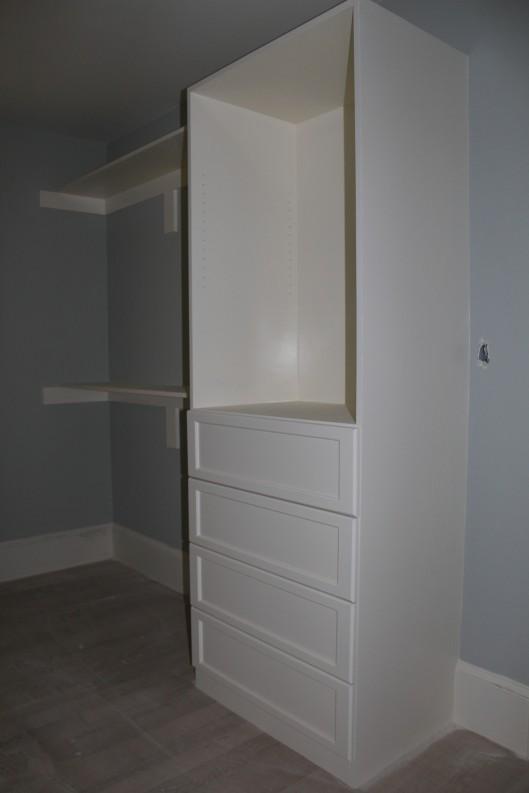 Image of Closet Drawer Unit