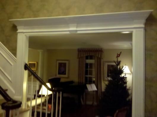 Image of Foyer Trim