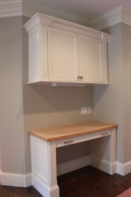 Image of Desk Cabinets