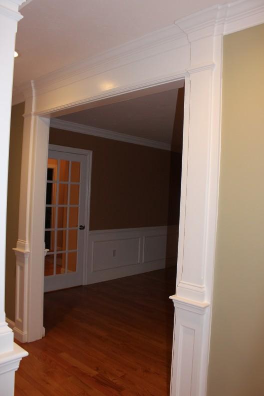 Image of Decorative Entryway