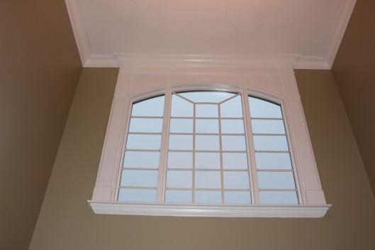 Image of Upper Foyer Window